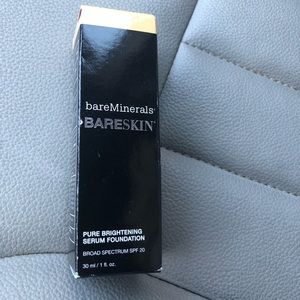 Bareminerals bareskin pure brightening foundation